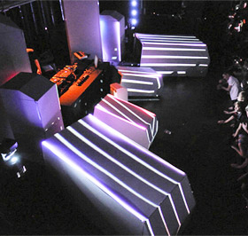 Ctl Components Ltd M Tubes Stage Lighting